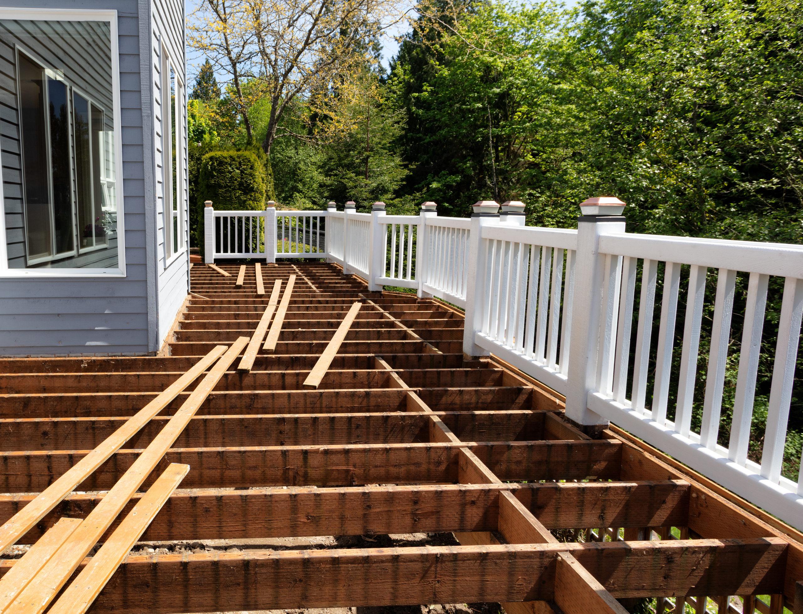 deck railing colorado springs